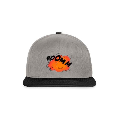 explosion - Snapback Cap