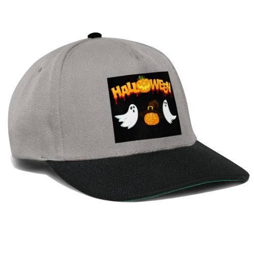 Collection Halloween - Casquette snapback