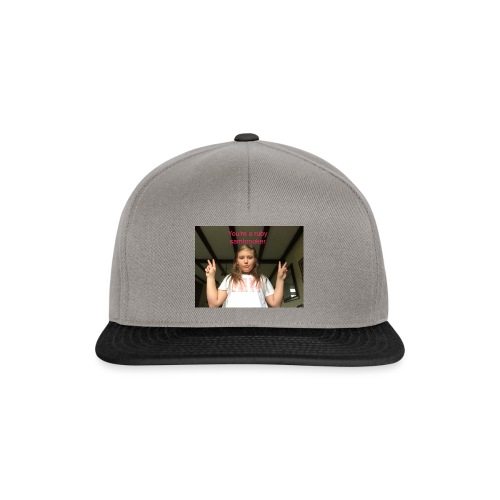 Your a ruby sambrooker - Snapback Cap