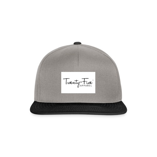Twenty-Five Apparel - Snapback cap