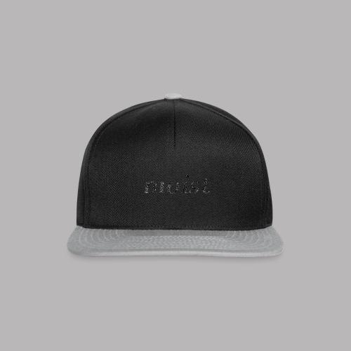 MOIST - Snapback Cap