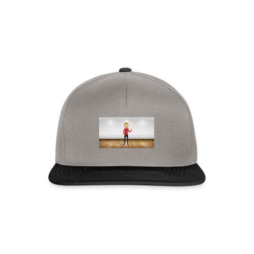 Youtubeman-png - Gorra Snapback