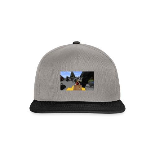First T-Shirt - Snapback Cap