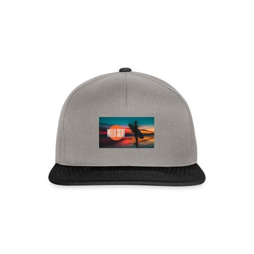 Surf logo - Snapback Cap