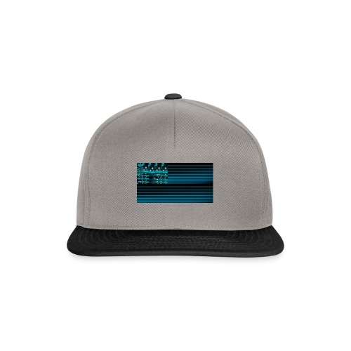 national knight army flag - Snapback Cap