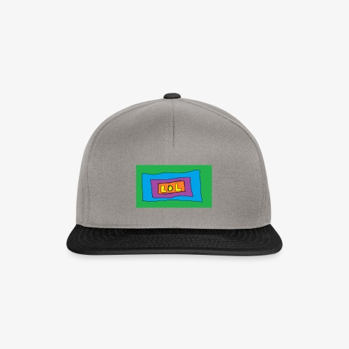 LOL is a word that i say all day - Snapbackkeps
