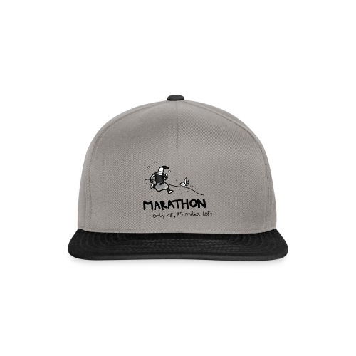 marathon-png - Czapka typu snapback