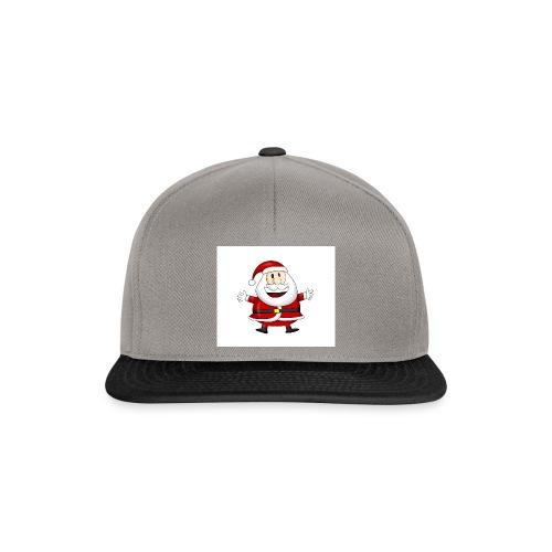 Happy-Santa-1--jpg - Snapback cap
