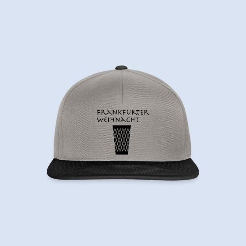 Frankfurter Weihnacht - Snapback Cap