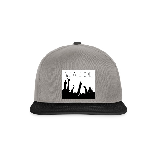 We Are One Hoody Women - Snapback cap
