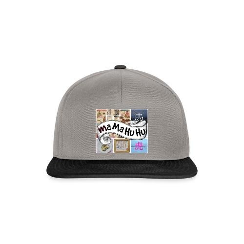 Ma ma hu hu / So-so phonecase - Snapback Cap