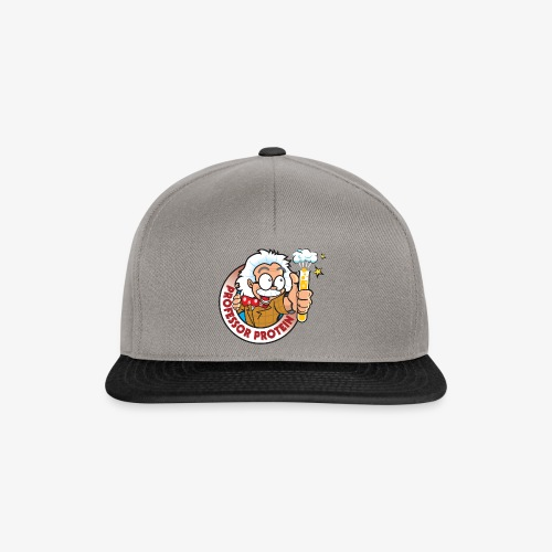 Professor Protein - Snapback Cap