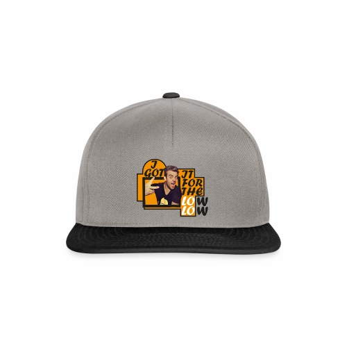 LOW1 - Snapback Cap