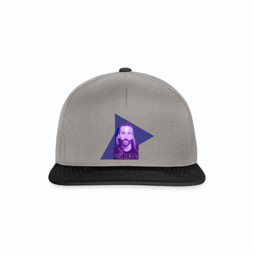 Johnathan Van Ness says YAS QUEEN - Snapback Cap