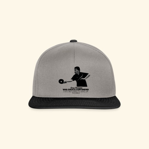 for champions to be - Snapback Cap