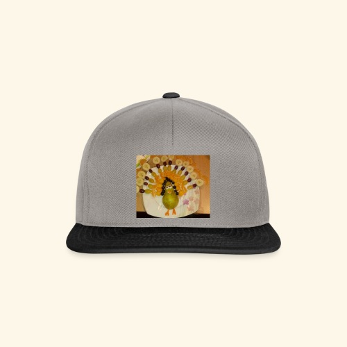Witzig gestaltete Früchte-Spieße - Snapback Cap