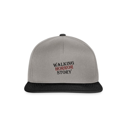 walking Horror story - Snapback cap