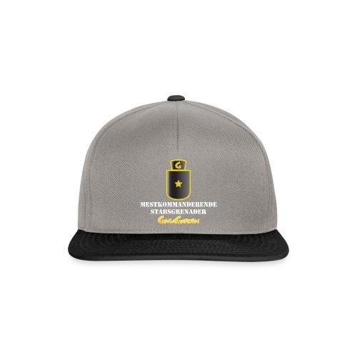 GagaGarden mestkommanderende stabsgrenader - Snapback-caps