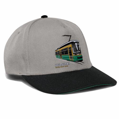 Helsingin Raitiovaunu T-paidat, 154 upeaa tuotetta - Snapback Cap