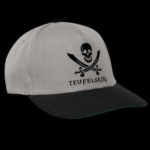 ~ Teufelskerl ~ - Snapback Cap