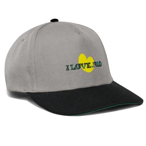 ILOVE.RIO TROPICAL N°1 - Snapback Cap