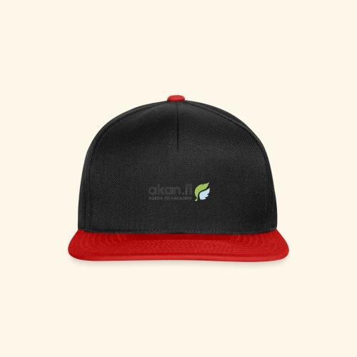 Akan Black - Snapback Cap