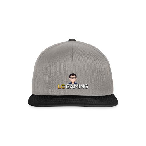 Classic Name & Logo - Snapback Cap