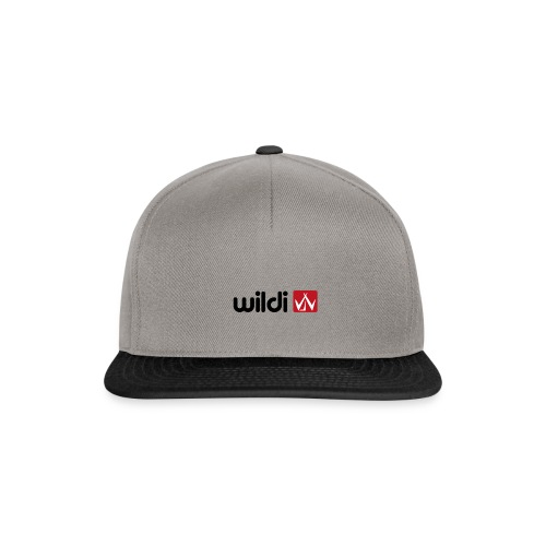wildi black 2 - Gorra Snapback