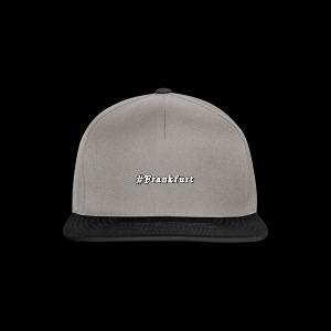 #Frankfurt - Snapback Cap