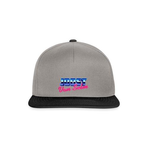 80s Joost van Selm - Snapback cap