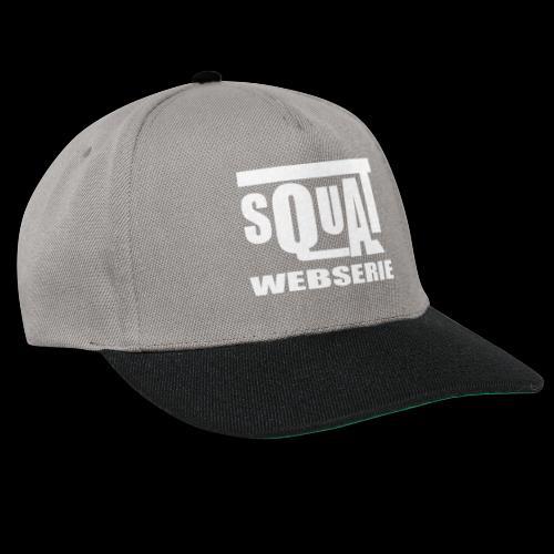 SQUAT WEBSERIE - Casquette snapback