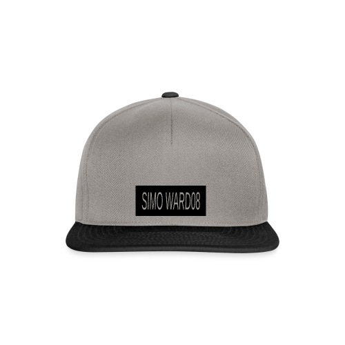 SIMO WARD08 - Snapback Cap