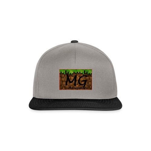 mr.gamer - Snapback Cap