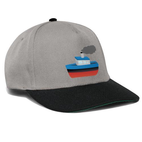 Dieseldampfer - Snapback Cap