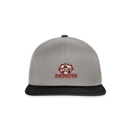 Logo Bombers - Snapback Cap