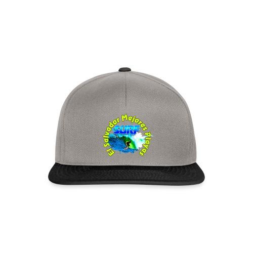 El Salvador surf - Gorra Snapback