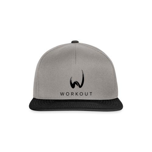 Workout mit Url - Snapback Cap
