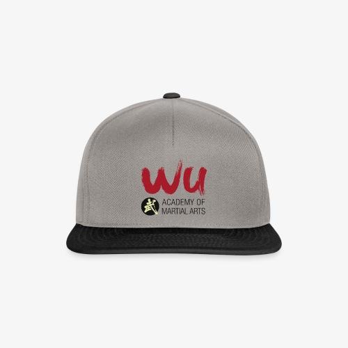 WU_LOGO - Snapback Cap