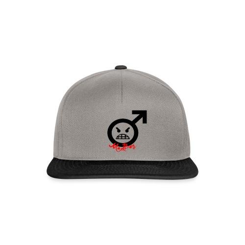 madboy_logo_2 - Snapback Cap