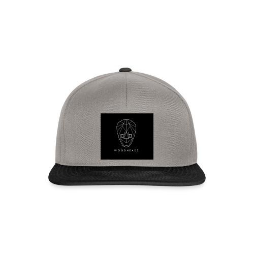 Woodheadz - Holzköpfe - Snapback Cap