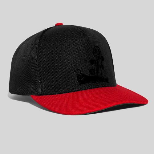 Geigenschnecke - Snapback Cap