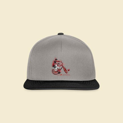 Radball | Hopp Schwiiz - Snapback Cap