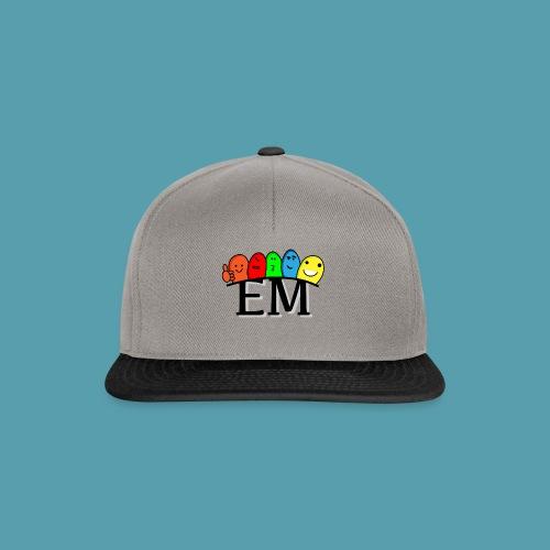 EM - Snapback Cap