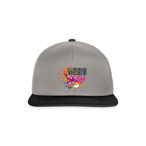 Nerd Splash - Snapback Cap