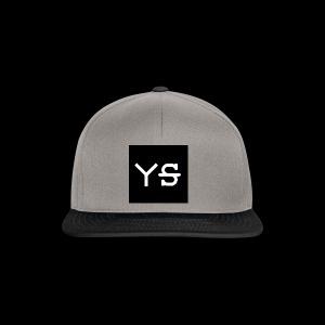 YeetSkeet Letter Logo - Snapback Cap