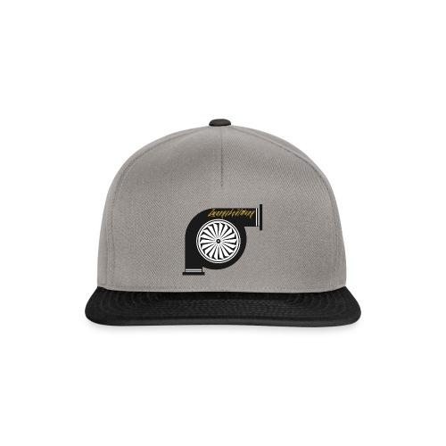 zwangsbeatmung - Snapback Cap