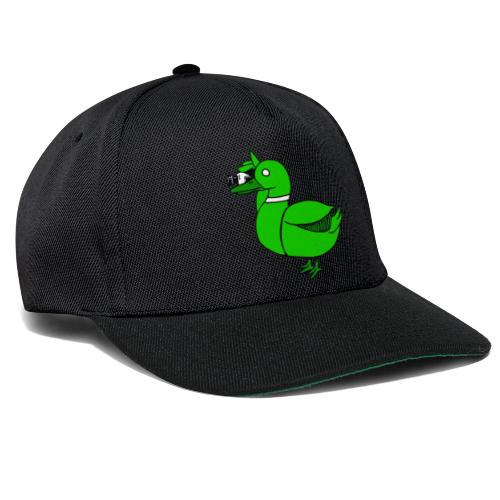 Greenduck Film Just Duck - Snapback Cap