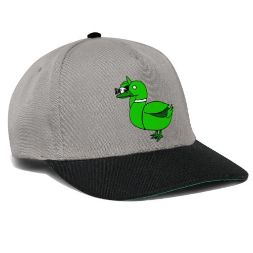 Greenduck Film Just Duck - Snapback Cap