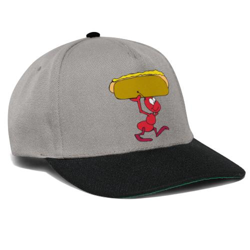 Hoddog+muurahainen - Snapback Cap
