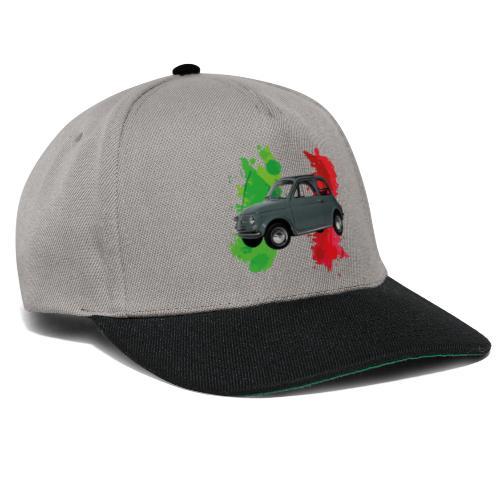 Italian style (500) grigia - Snapback Cap